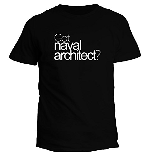 Idakoos Got Naval Architect? - Ocupaciones - Camiseta