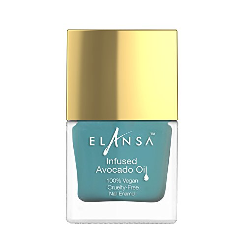Elansa Nail Paints - Hint of Mint - 9mL