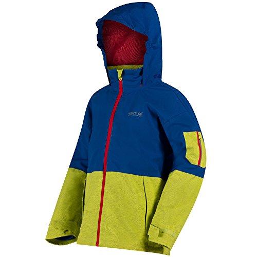 Regatta Boys & Girls Hydrate II 3-in-1 Waterproof Coat Jacket (Blue Coat Jungen)