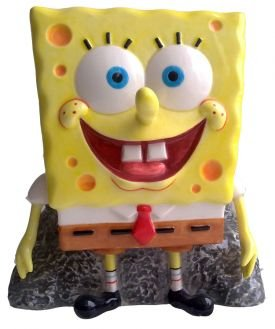 Wade Spongebob Squarepants Money Bank in Box, used for sale  Delivered anywhere in UK