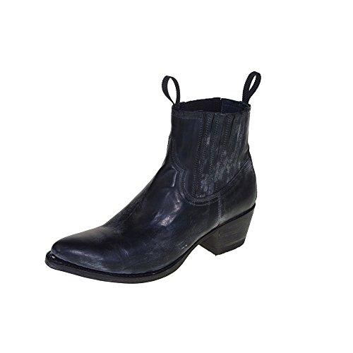 SENDRA Boot - 12380 - vibrant negro, Dimensione:EUR 40