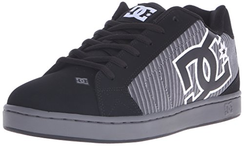 Scarpe DC Shoes Net SE Black/Pinstripe (art.422)