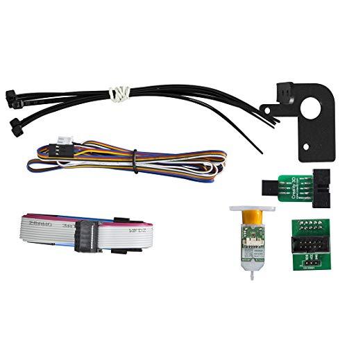 H0_V Zubehör für 3D-Drucker,Creality3D Upgraded-Version BL-Touch-Wärmebett-Sensor-Kit für beheiztes Bett für Ender-3 / Ender-3s / Ender-3 Pro / CR-10 -