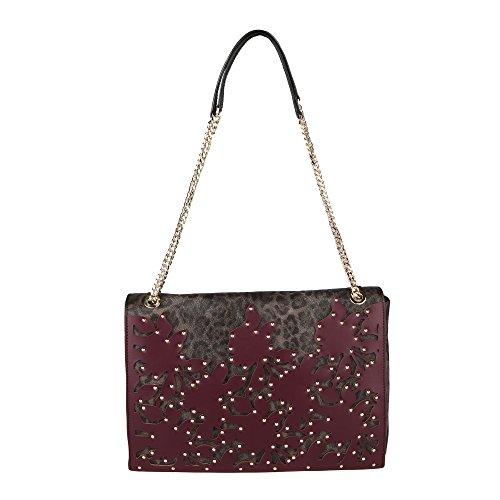 Roberto Cavalli Class Woman handbag 30x20.5x9.5 Cm Mod. C63PWCMH0032G22 1ebbd2db6c4