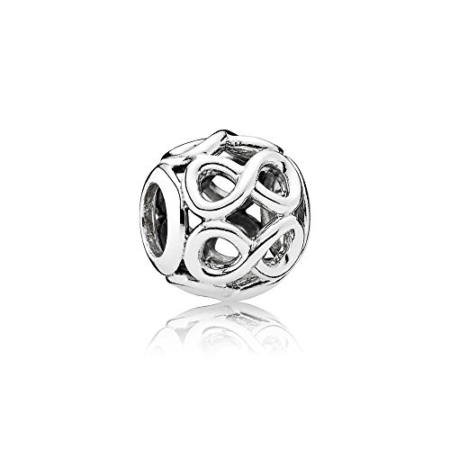 Charms Schmuck Pandora (Pandora Charm Unendlichkeit 791872)