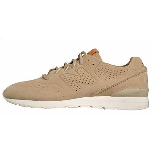 New Balance 996 Re-Engineered Herren Sneaker Grün Beige