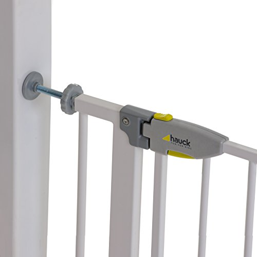 Hauck Squeeze Handle Safety Gate - 4