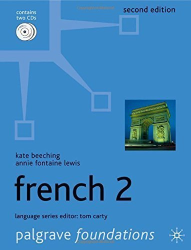 Foundations French 2 (Palgrave Foundation Series Languages) by Annie Fontaine Lewis (2008-06-26)