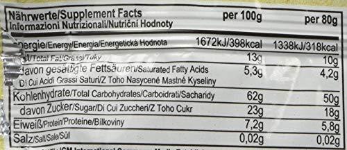 All Stars All Natural Oatcake Bar, Chocolate, 24er Pack (24 x 80 g) - 3