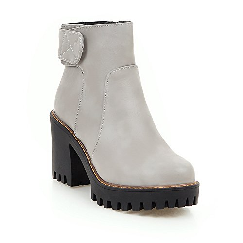 balamasa-girls-chunky-heels-platform-zipper-gray-imitated-leather-boots-4-uk