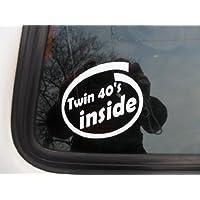 Interno da 40 adesivi - Throttle Interno