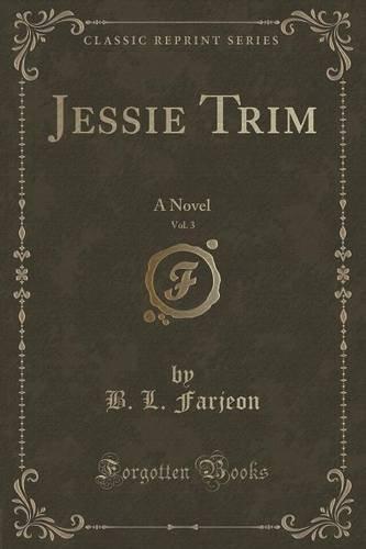 Jessie Trim, Vol. 3: A Novel (Classic Reprint) (White Trim 3)