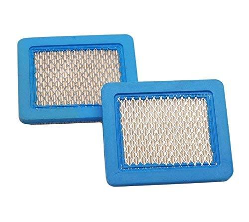 Beehive Filter Aftermarket Packung mit 2 Luftfilter für HONDA Gc135 Gcv135 Gc160 Gcv160 Gc190 Gcv190 Gx100 Motor 17211-ZL8-023, # 17211-ZL8-003 & 17211-ZL8-000