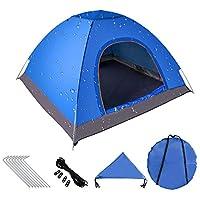Machen Sie mit einem automatischen Zelt eine angenehme Outdoor-Aktivität!   Dieses Pop Up-Zelt ist wasserdicht und ultraleicht und eignet sich zum Mitnehmen für Outdoor-Aktivitäten. Es erscheint in 1 Sekunde und faltet sich in Sekunden zusammen. Die...