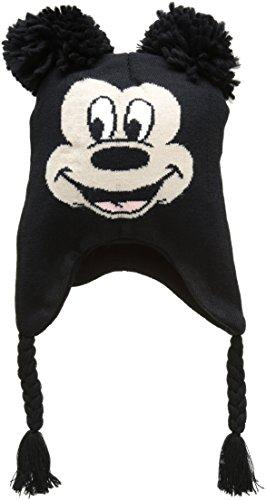 Cerda - Cappello Mickey Per L'Inverno In Acrilico Jaquard