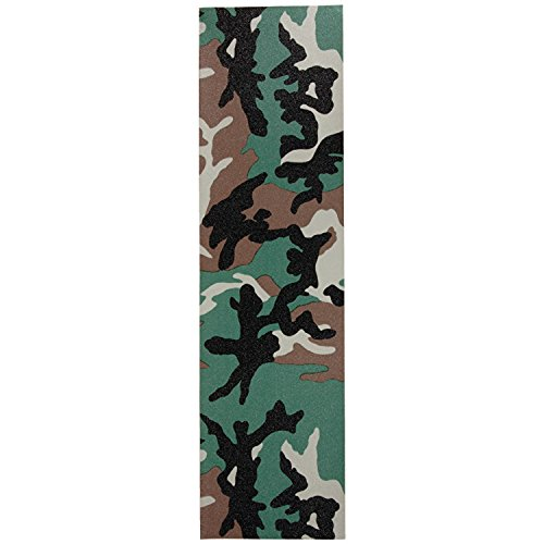 Enuff Skateboard Grip-Tape, Camouflage (Skateboard Deck Und Grip)