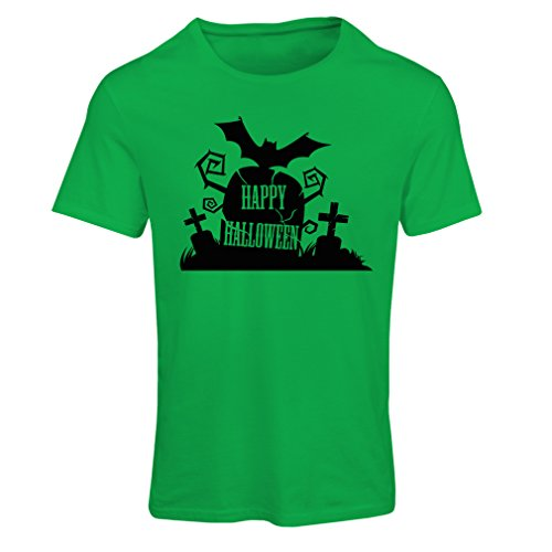 Frauen T-Shirt Halloween Graveyard Outifts - Costume Ideas - Cool Horror Design (X-Large Grün (Ideen Halloween Kreative Deko)