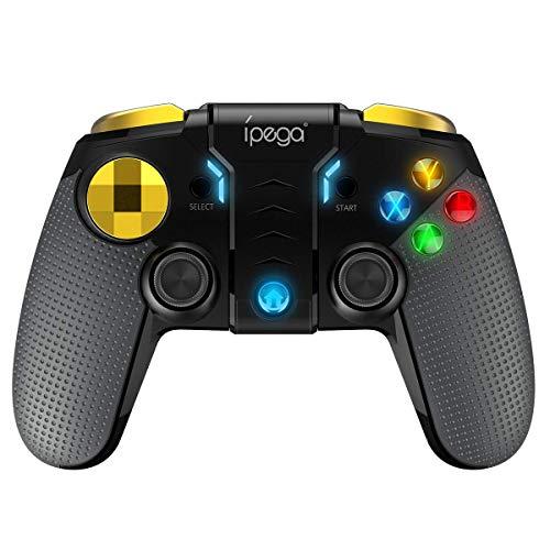 TOONEV Bluetooth-Spiele-Controller für iOS, kompatibel mit iPhone/iPod/iPad/Mac/Apple TV, ohne Aktivierung und App erforderlich Game Controller