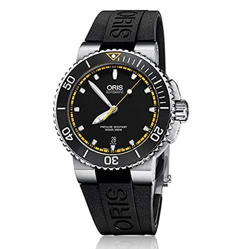 Oris Reloj Analógico para Hombre de Automático con Correa en Acero Inoxidable OR733-7653-4127-4263