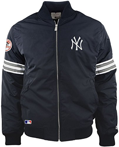 New Era MLB Team App New York Yankees Bomber Jacke Herren S