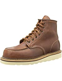 Red Wing 1907 Moc Toe copper
