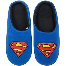 DC Comics Superman Men's Slippers (41)