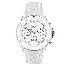 Ice-Watch Orologio Cronografo Quarzo Unisex con Cinturino in Silicone 14217