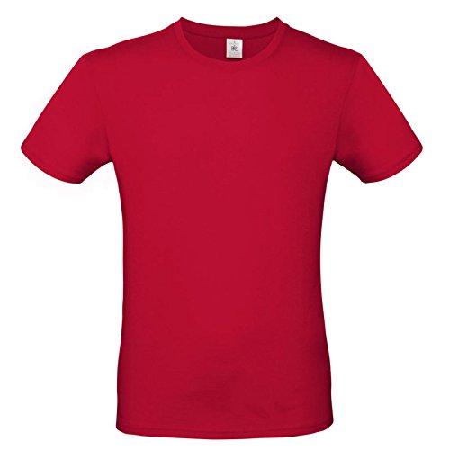 c64d4dc173d4 Caratteristiche ed informazioni su pacchetto 5 t-shirt uomo magliette da  lavoro cotone b&c e150 prezzo ...