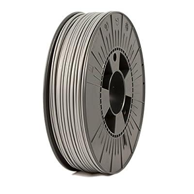 ICE FILAMENTS ICEFIL3PLA133 PLA Filament, 2.85 mm, 0.75 kg, Sparkling Silver