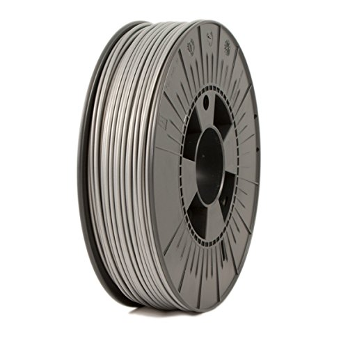 ICE FILAMENTS ICEFIL3PLA133 PLA Filament, 2,85 mm, 0,75 kg, Sparkling Silver