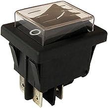 Tibelec 551720 - Selector para el uso al aire libre Negro
