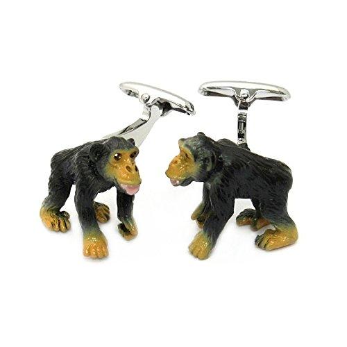 Diseño mono Gemelos diseño formas animales Ape Zoo