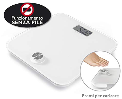 Macom Sensation 869Smart Body Scale Waage Elektronische ohne Batterien