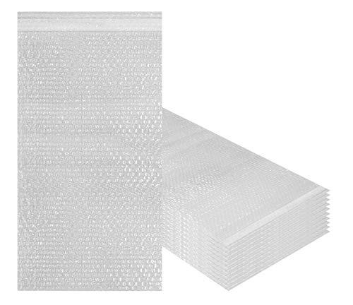 Luftpolsterbeutel, 8 x 15,5 cm, transparent, gepolstert, 8 x 15 1/2 20 Stück Luftpolsterbeutel. Selbstdichtend. Versand Versand Verpackung Verpackung Lagerung und Umzug