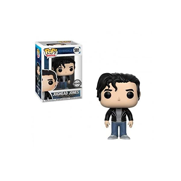 Funko Pop Jughead Jones con chaqueta (Riverdale 591) Funko Pop Riverdale