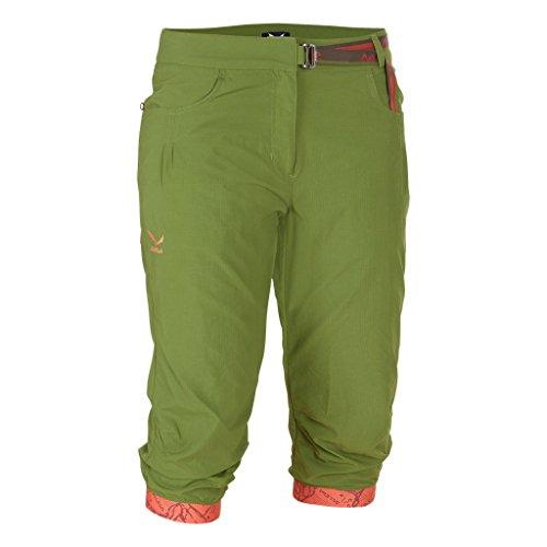 SALEWA Damen Hose Rhytmo Dry W 3/4 Pants Basilico/4520