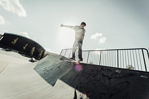 Zoom IMG-3 hudora skateboard beverly hills skateboarding