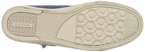DIESEL uomo sneakers alte Y01169 P0607 H5689 D-STRING PLUS Antracite / Dark Blue