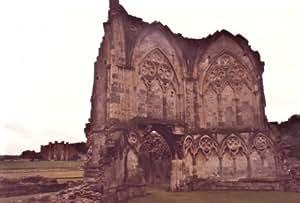 Fridge Magnet English Church Yorkshire SP1917 Thornton Abbey