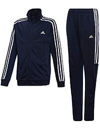 f20ef87dc5 adidas Tiro Tracksuits, Tuta Bambino, Collegiate Navy/Bianco, 13-14A