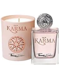 Thomas Sabo Eau de Karma Set Eau de Parfum 50 ml + 150 g Duftkerze