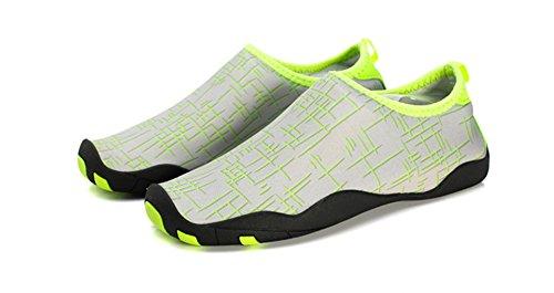COSTECK , Herren Aqua Schuhe Green,40