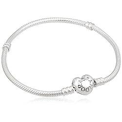 Pandora Pulsera de plata