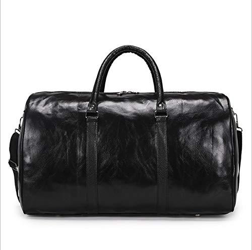 HPCAGLL Reisetasche, Handtasche, PU, Kurze Distanz, Reisetasche, große Kapazität, leichte Übung, Fitness C T