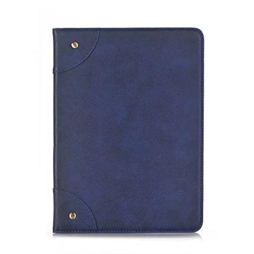 208a449da90 ifrees Samsung Galaxy Tab S2 8.0 Caso - Soporte de Piel sintética Tipo  Libro Funda para