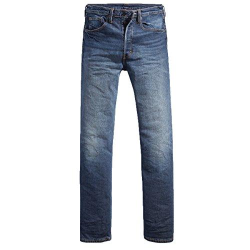 Levis Herren Jeans SKATE 501 STF 5 POCKET SE STF , Größe:32/34, Farben:blues