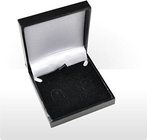 Jewellery Gift Presentation Box Ring box Necklace box Bracelet Watch Box Brooch Pendant Earring Box (Earring-Pendant