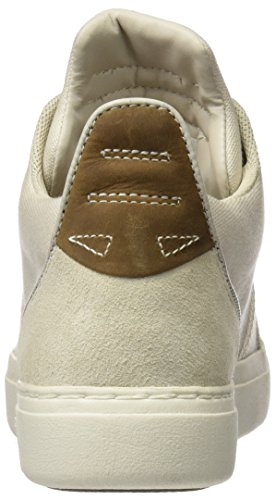 Timberland Damen Amherst Chukkarainy Day Washed Canvas Hohe Sneakers Beige (Rainy Day Washed Canvas)
