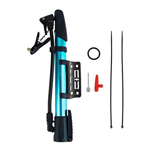 Inflator Bike Pump Aluminiumlegierung MiniPortable Fahrrad Reifenpumpe Ultraleicht Radfahren Luftpumpe für Fahrrad