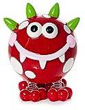 Mousehouse Gifts Rotes Monster Kinder Spardose Sparbüchse Piggy Bank für Jungen und Mädchen Geschenk
